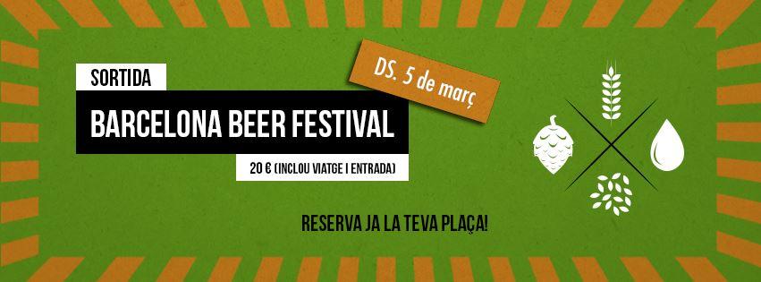 Sortida Barcelona Beer Festival