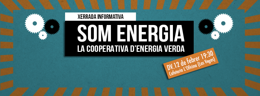 SOM ENERGIA, la cooperativa d'energia verda
