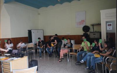 El Casal Popular el Rebotim celebra la seva Assemblea Constituent