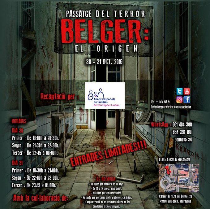 Passatge del terror: Belger