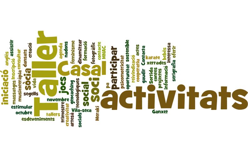 Activitats del 4t trimestre