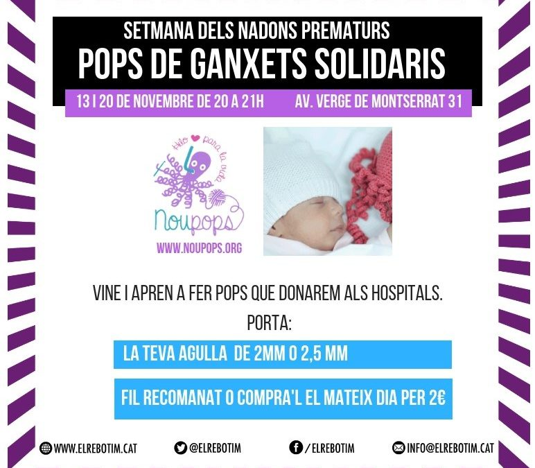 POPS DE GANXETS SOLIDARIS